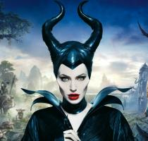 "fot. plakat do filmu ""Maleficent"""